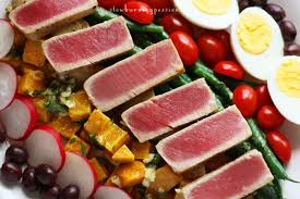 cuisine nicoise the best salade niçoise with fresh ingredients