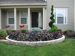 Simple Landscape Ideas by Back To Small Front Yard Landscaping Ideas Pretty Stylish Garden