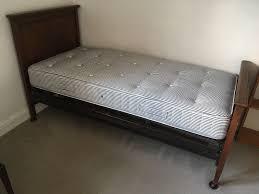 Vono Bed Frame Vintage Vono Wooden Single Bed Frame Base In Cambridge