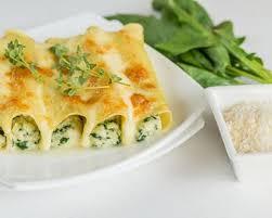 basilic cuisine recette cannelloni aux courgettes chèvre frais et basilic