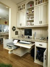 Kitchen Desk Design Kitchen Cabinet Desk Bethebridge Co