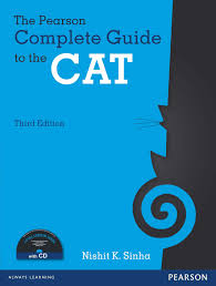 the pearson complete guide to the cat with cd 3rd edition buy