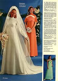 jcpenney wedding gowns 63 best 1970s bridal fashion images on vintage