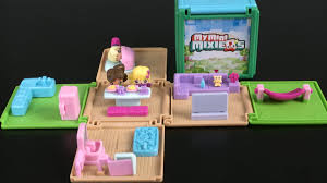 Mini Apartment by My Mini Mixie Q U0027s Apartment U0026 Park Playsets From Mattel Youtube