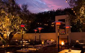 Patio Dining Restaurants by Outdoor Dining Restaurants In Los Angeles Summer 2017