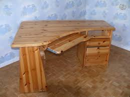 bureau d angle en bois massif bureau bois massif ikea bureau en pin massif wiblia com