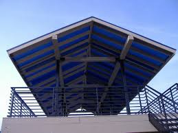 Blue Awning Frame Tents Delta Tent U0026 Awning Company