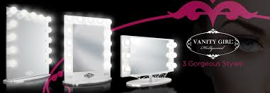 Vanity Makeup Mirrors Vanity Girl Hollywood Mirror Diy Home Vanity Decoration