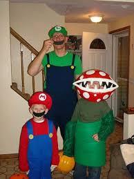 Mario Costumes Halloween 24 Super Cool Family Halloween Costumes Smosh