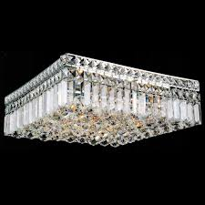 Crystal Flush Mount Lighting Brizzo Lighting Stores 16