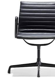 Herman Miller Leather Chair Eames Aluminum Group Executive Chair Herman Miller