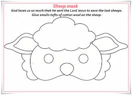 image result for sheep mask u2026 pinteres u2026