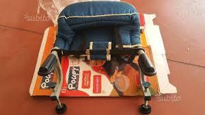 sediolina da tavolo sediolina da tavolo tutto per i bambini in vendita a pavia