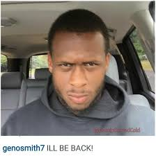 Geno Smith Meme - ny jets geno smith out for 6 10 weeks after being sucker punched