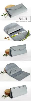 leather women s wallet pattern 338 best billeteras images on pinterest leather craft leather