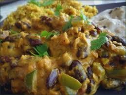 cuisiner haricots coco haricots rouges au lait de coco rajma korma végécarib