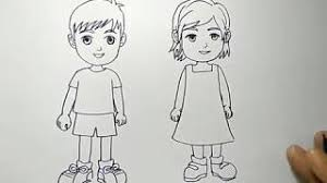tutorial menggambar orang dengan pensil menggambar orang videos menggambar orang clips clipzui com