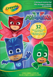 pj masks wood jigsaw puzzle 7 pack toys