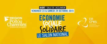 chambre de l 馗onomie sociale et solidaire salon national de l economie sociale et solidaire coorace