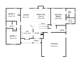 home floor plans with basement open house floor plan novic me