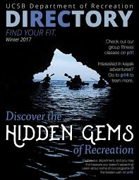 ucsb recreation directory winter 2017 by ucsb recreation issuu