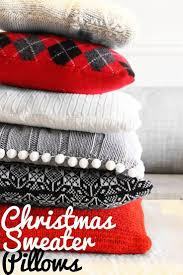 113 best sweater crafts images on pinterest cushions stricken