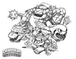 crabfu blog skylanders speed drawing u0026 coloring pages