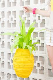 Paper Pineapple Decorations 46 Best Pineapple Theme Party Images On Pinterest Pineapple