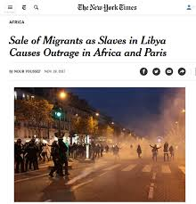 A Voice In The Dark Blind Guardian Media Erase Nato Role In Bringing Slave Markets To Libya Fair