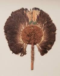 feather fan feather fan museo chileno de arte precolombino offerings for the