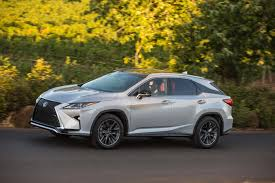 best lexus suv used 2016 lexus rx first drive review
