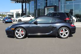 2007 porsche cayman s for sale in puyallup wa wp0ab29897u782580