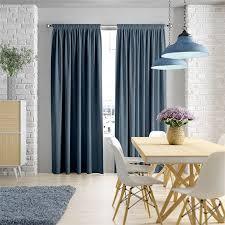 Denim Curtain Denim Blue Curtains