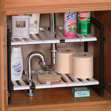 Kitchen Cabinet Shelf Organizer Kitchen Shelf Ebay