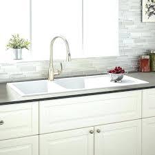 Porcelain Kitchen Sink Australia Porcelain Kitchen Sink Vs Stainless Steel Home And Sink