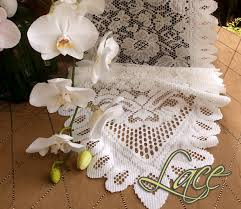 Lace Table Overlays Lace Tablecloths Overlays Runners U0026 Favour Bags Premier Table