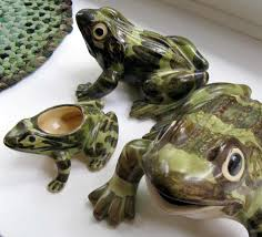 Decorative Frogs Here Come The Frogs Mitzi U0027s Miscellany