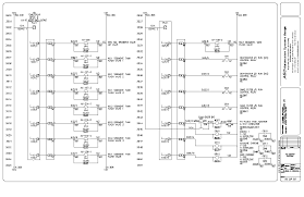 diesel generator control panel wiring diagram genset controller