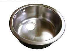 leisure kitchen sink spares leisure round bowl stainless steel insert sink brushed finish