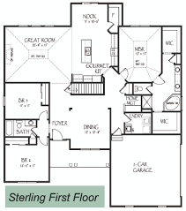 silverthorne homes sterling floor plan silverthorne homes