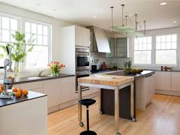 Designing A Kitchen Layout Kitchen Hardwood Portable Island With Small Design Also Laminate