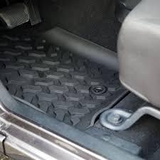 jeep wrangler mats 07 13 jeep jk 4 door front rear floor mats tuff stuff 4x4