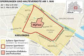 Wohnzimmer Berlin Karte 1 Mai 2017 In Berlin Demos Sperrungen U0026 Myfest 1 Mai In