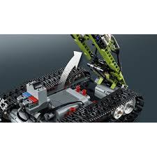 lego technic car technic rc lenktynininkas 42065