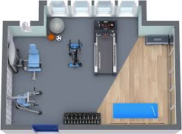 roomsketcher home gym floor plan home gym pinterest home