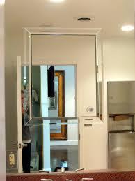 Mirrored Medicine Cabinet Doors Bathroom Medicine Cabinet With Mirror And Lights Lighting Lighted