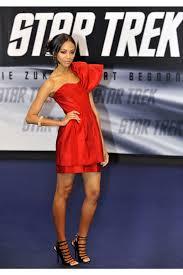 saldana red short one shoulder cocktail party dress for sale