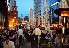 Patio Downtown 12 Restaurants On The Chicago River Chicago