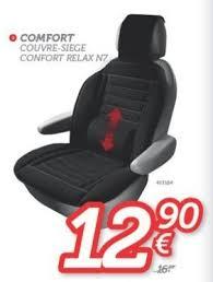 couvre siege confort auto 5 promotion couvre siege confort relax n7 produit maison