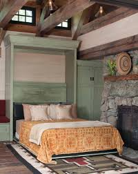 divine rustic small bedroom deco expressing pleasurable small